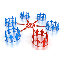 Engage the target audience by dint of the events