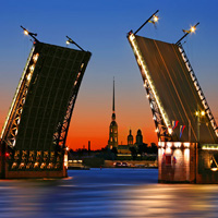 St. Petersburg – one of three candidate cities to host ICCA Congress 2017