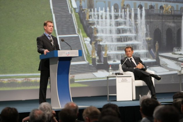 St. Petersburg International Economic Forum